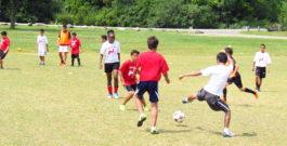 """GOAL"" Striker & Goalkeeping Training Camp! Starts Sept. 5 Tuesday!"